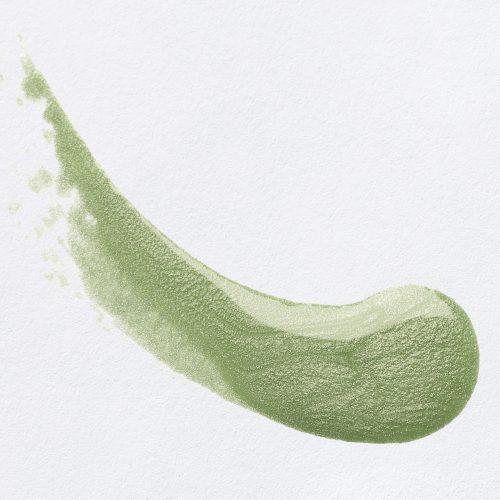 Swish of Polished jade nail varnish concept photography