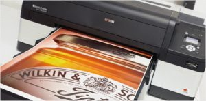 Professional Printing Epson with large colour print